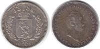12 Skilling 1855 Norwegen Oscar I. 12 Skilling 1855 sehr schön  55,00 EUR