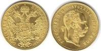 8 Florin 1892 Haus Habsburg Franz Joseph I. Gold 8 Florin 1892 / NP GOL... 245,00 EUR