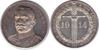 Silbermedaille 1914 Erster Weltkrieg Otto von Emmich *1848, +1915 Auf d... 75,00 EUR  +  5,00 EUR shipping