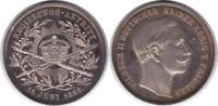 Silbermedaille 1888 Brandenburg-Preussen Wilhelm II. 1888-1918 Auf sein... 235,00 EUR  +  5,00 EUR shipping