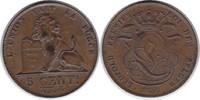 5 Centimes 1856 Belgien Leopold I. 1830-1865 vorzüglich +  55,00 EUR  +  5,00 EUR shipping
