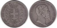 Lira 1860 Italien-Sardinien Vittorio Emanuele II. 1849-1878 M, Mailand ... 65,00 EUR  +  5,00 EUR shipping