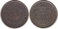 20 Reis 1870 Portugal Luis I. 1861-1889 Sehr selten. kl. Kratzer & Rand... 295,00 EUR  +  5,00 EUR shipping