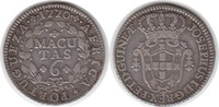 6 Macutas 1770 Portugal-Angola José I. 1750-1777 winz. Randfehler, sehr... 340,00 EUR  +  5,00 EUR shipping