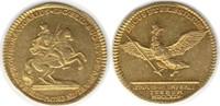 Dukat 1745 Sachsen-Albertinische Linie Friedrich August II. 1733-1763 D... 3475,00 EUR free shipping