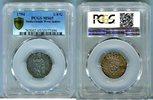 1/4 Gulden 1794 Niederlande West Indien  PCGS MS 65  440,00 EUR  +  5,00 EUR shipping