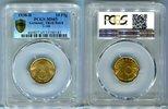 10 Pfennig 1938-B Drittes Reich  PCGS MS 65  100,00 EUR  +  5,00 EUR shipping