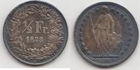 1/2 Franken 1878 B Schweiz-Eidgenossenschaft  Schöne Patina. Vorzüglich... 255,00 EUR  +  5,00 EUR shipping