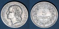 1948 B FRENCH MODERN COINS 4e république (1947-59), 5 francs Lavrillie... 80,00 EUR  +  7,00 EUR shipping