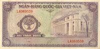 1958 ANDERE AUSLÄNDISCHE SCHEINE Vietnam du Sud. Banque Nationale du V... 35,00 EUR