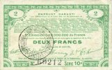 23.4.1915 FRENCH EMERGENCY NOTES Pas de Calais, Somme et Nord, Groupem... 16,00 EUR  +  7,00 EUR shipping