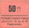 1919 DEUTSCHLAND - NOTGELDSCHEINE (1914-1923) A - J Finkenwalde (Zdroj... 17,00 EUR