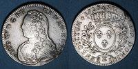 1728 FRANZÖSISCHE KÖNIGLICHE MÜNZEN Louis XV (1715-1774). 1/2 écu aux ... 180,00 EUR