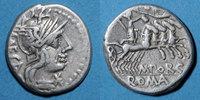 vers 125 av. J-C ROMAN REPUBLIC République romaine. M. Porcius Laeca (... 100,00 EUR  +  7,00 EUR shipping