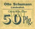 1920 GERMANY - EMERGENCY NOTES (1914-1923) K - Z Landeshut (Kamienna G... 8,00 EUR  +  7,00 EUR shipping