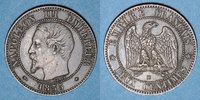1855 BB FRENCH MODERN COINS 2e empire (1852-1870). 2 centimes, tête nu... 13,00 EUR  +  7,00 EUR shipping