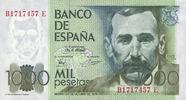 1979-10-23 OTHER FOREIGN NOTES Espagne. Billet. 1 000 pesetas 23.10.19... 25,00 EUR  +  7,00 EUR shipping