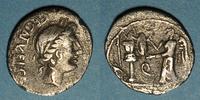 97 av. J-C RÖMISCHE REPUBLIK République Romaine. C Egnatuleius C. f. (... 65,00 EUR  +  7,00 EUR shipping