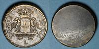 1792-1793 WEIGHTS Italie. Gênes. Poids monétaire de la pièce de 96 lir... 180,00 EUR  +  7,00 EUR shipping