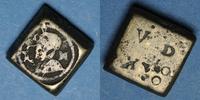 1547-1559 WEIGHTS Henri II 1547-1559). Poids monétaire du double henri... 65,00 EUR  +  7,00 EUR shipping