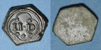 WEIGHTS Poids monétaire de deux deniers (14e - 16e siècle) Patine ver... 180,00 EUR  +  7,00 EUR shipping