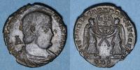 352 ROMAN EMPIRE Magnence (350-353). Maiorina. Trèves, 2e officine, 35... 25,00 EUR  +  7,00 EUR shipping