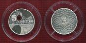 50 Euro Silbermünze 2014 Frankreich France...
