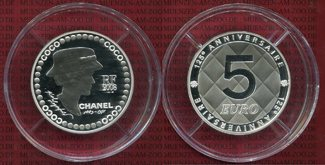 Frankreich France 20 Euro Silbermünze 2008...