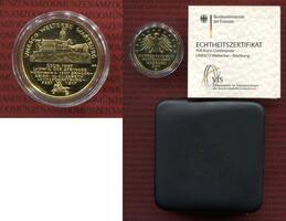 100 Euro Gold 1/2 Unze 2011 A Deutschland,...