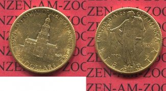 USA 2 1/2 Dollars Gold 1926 vz 2 1/2 Dolla...