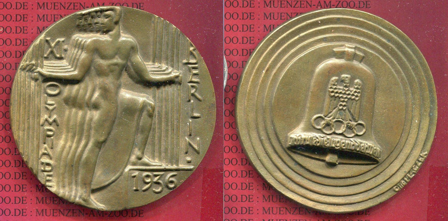 Olympische Spiele 1936 Medaillenspiegel