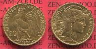20 Francs Goldmünze, Goldcoin 1908 Frankreich, France, III. Republik Fr... 242,00 EUR  +  8,50 EUR shipping