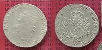 Ecu mit Olivenzweigen 1781 Stier Frankreich, France Frankreich Louis XV... 275,00 EUR  +  8,50 EUR shipping
