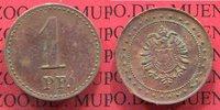 1 Pfennig Probe o.J. Kaiserreich Kleinmünze nach Jäger Kaiserreich Deut... 155,00 EUR