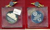 10 Mark 1985 DDR DDR 10 Mark 1985 Silber Semperoper Dresden PP Polierte... 89,00 EUR  +  8,50 EUR shipping