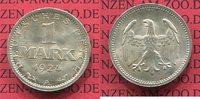 1 Mark Kursmünze Silber 1924 Weimarer Republik Deutsches Reich Weimarer... 55,00 EUR  +  8,50 EUR shipping