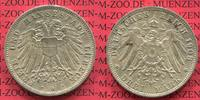 3 Mark Silber Kursmünze 1908 Lübeck City 3 Mark Freie und Hansestadt Lü... 175,00 EUR  +  8,50 EUR shipping