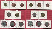 Kursmünzensatz 1967 G Silberadler u Planck 1967 G Bundesrepublik Deutsc... 200,00 EUR  +  8,50 EUR shipping
