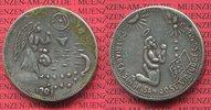 Münzschmuck o.J Religiöse Medaille aus 8 Reales Münze Silber Handarbeit... 99,00 EUR  +  8,50 EUR shipping