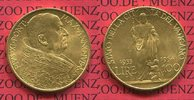 100 Lire  Goldmünze 1933 Vatikan Vatikan  1933-1934 100 Lire Gold Papst... 499,00 EUR