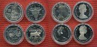 4 x 1 Dollar Silbermünzen versch. Kanada Kanada Lot 4 x 1 Dollar Silber... 42,00 EUR  +  8,50 EUR shipping