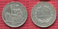 Piastre de Commerce 1909 Französisch Indochina Französisch Indochina 19... 79,00 EUR  +  8,50 EUR shipping