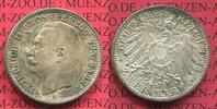 2 Mark Silbermünze Circulation Coin 1913 Baden Großherzog Friedrich II.... 450,00 EUR435,00 EUR  +  8,50 EUR shipping