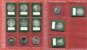 Satz 13 x 10 DM in Albumseiten div. Jahre Bundesrepublik Deutschland BR... 119,00 EUR  +  8,50 EUR shipping