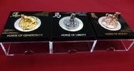 3 x 500 FRW Silbermünzen 2014 Ruanda, Rwanda Ruanda 3 x 500 FRW 2014 - ... 399,00 EUR  +  8,50 EUR shipping