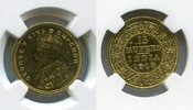 15 Rupien 1918 Indien British Indien NGC zertifiziert Indien 15 Rupien ... 4600,00 EUR  +  8,50 EUR shipping