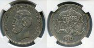 5 Lei Silber 1901 Rumänien Romania Rumänien 5 Lei Silber 1901 Carol. I.... 150,00 EUR  +  8,50 EUR shipping
