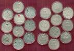 20 Rubel Roubles Silber 2005 u. A. Weissrussland Belarus Weissrussland ... 450,00 EUR  +  8,50 EUR shipping
