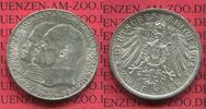 2 Mark Silber 1904 Hessen Hessen 2 Mark 1904, Philipp der Großmütige, P... 90,00 EUR