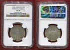 5 Reichsmark 1935 E III. Reich III. Reich 5 Reichsmark 1935 E Garnisonk... 75,00 EUR  +  8,50 EUR shipping